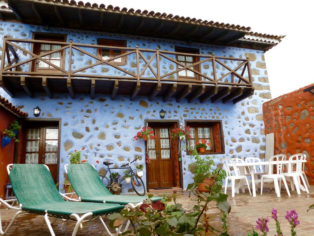 Rural Cottage Casa del Ciruelo - El Palmar - Tenerife