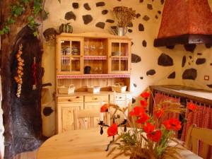 Mueble del comedor - cocina